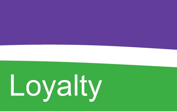 loyalty button